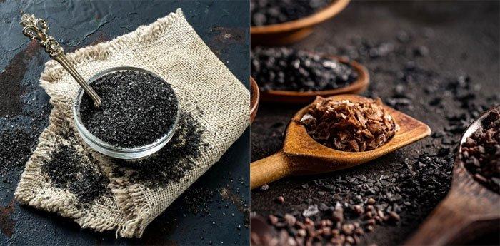 Bất ngờ với những lợi ích của muối đen đối với sức khỏe