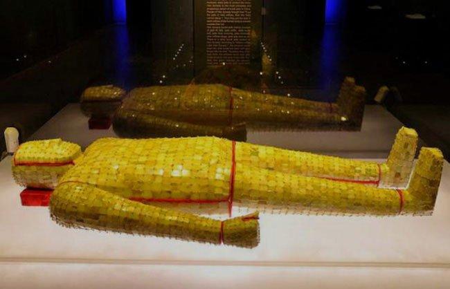 Báu vật kỳ tích trong lăng mộ 2000 năm hé lộ bí mật động trời về trí tuệ không tưởng của người xưa