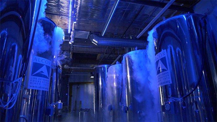 Bên trong cơ sở đông lạnh cơ thể người chờ ngày hồi sinh lớn nhất thế giới
