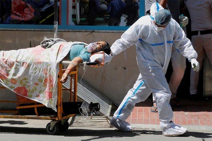 Bệnh nấm đen nguy hiểm tấn công các bệnh nhân Covid-19 ở Ấn Độ