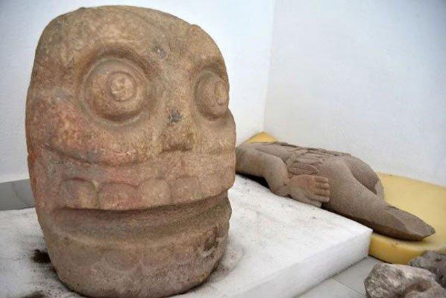 Bí ẩn bên trong ngôi đền thờ vị thần Xipe Totec