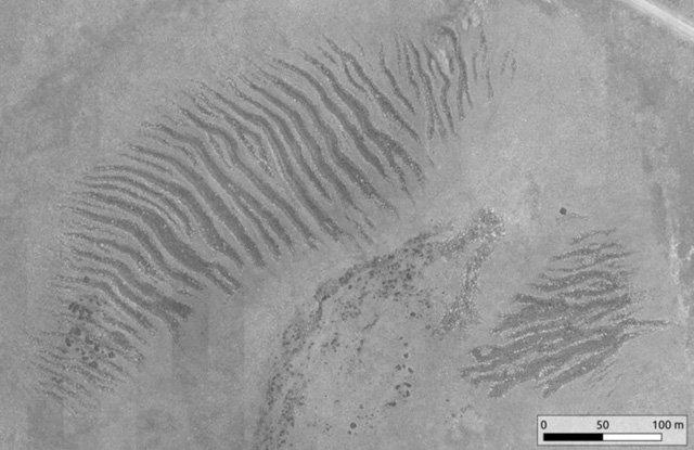 Bí ẩn các sọc đá vằn hổ xuất hiện trên khắp Ethiopia