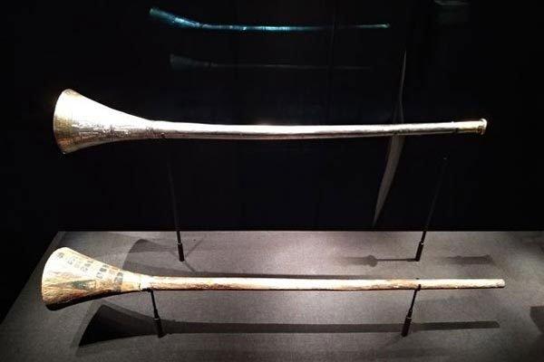 Bí ẩn chiếc kèn mang lời nguyền của pharaoh Ai Cập