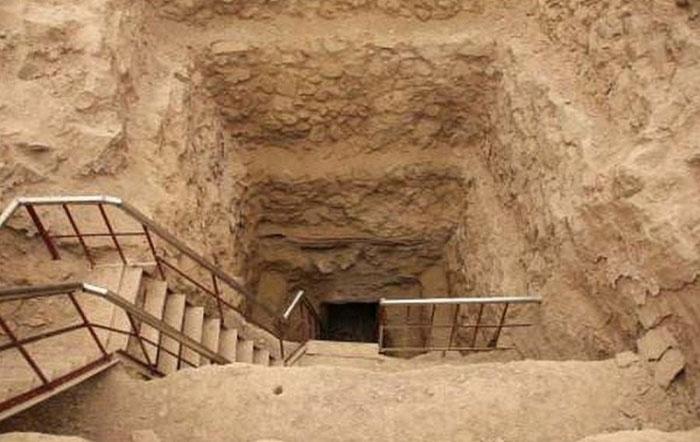 Bí ẩn cổ mộ khiến các chuyên gia khám phá đến tầng thứ hai phải dừng lại