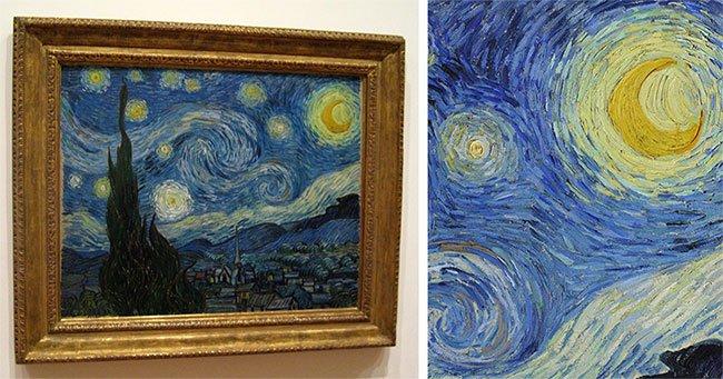 Bí ẩn cực khó mà nhân loại chưa thể hiểu hết trong bức họa Starry Night của Van Gogh
