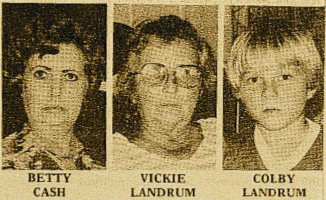 Bí ẩn cuộc chạm trán UFO ở... Cash Landrum