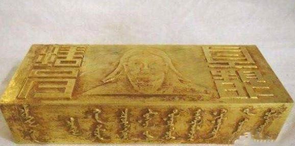 Bí ẩn hai viên gạch bằng vàng nặng 15kg tìm thấy trong mộ danh thần nổi tiếng
