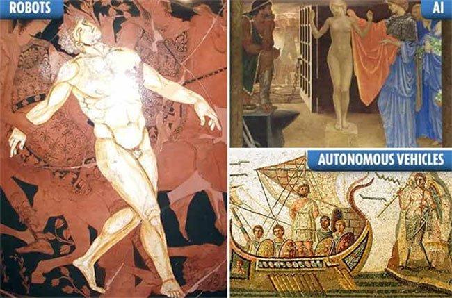 Bí ẩn khả năng tiên tri cách đây hàng nghìn năm của người Hy Lạp