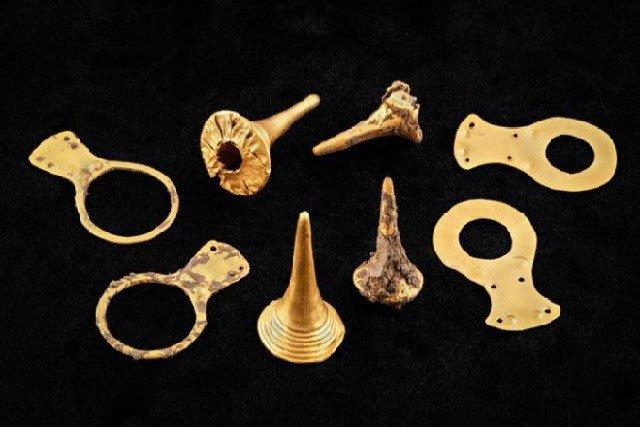 Bí ẩn kho báu bằng vàng bên trong 3 mộ cổ nghìn năm tuổi ở Hungary