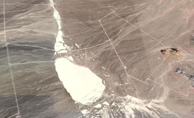 """Bí ẩn khu vực suốt 8 năm bị Google Maps """"bỏ quên"""""""