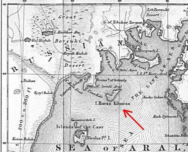 Bí ẩn kỳ dị, không thể giải thích trên hòn đảo hoang: Liên Xô giải mã nhưng không thành
