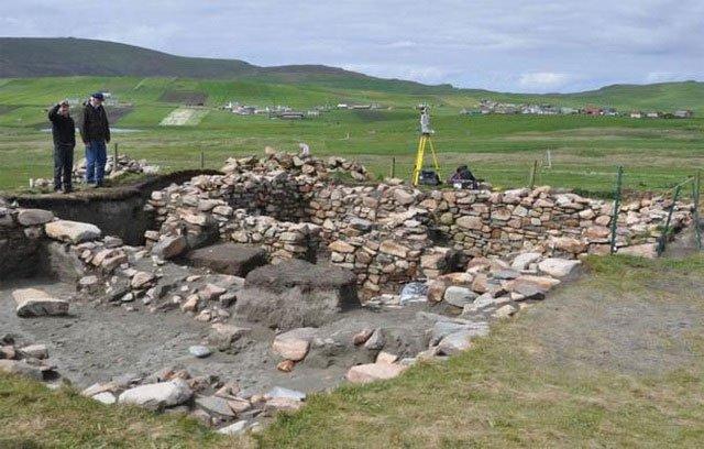 Bí ẩn làng ma ở Scotland