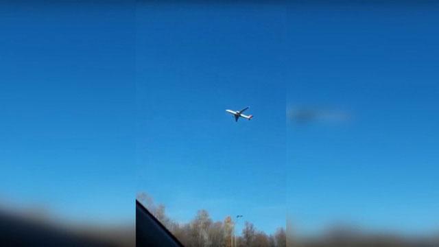"""Bí ẩn máy bay """"đông cứng"""" giữa bầu trời Nga"""