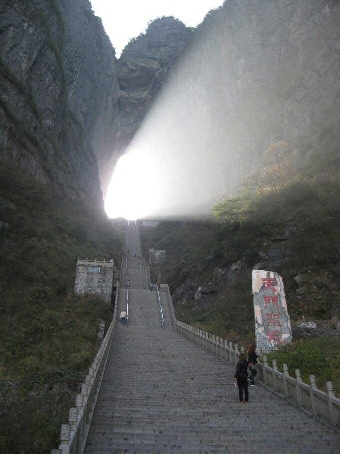 Bí ẩn những cánh cổng đến thế giới khác