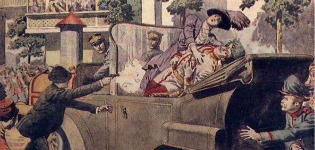 Bí ẩn siêu xe ma ám chở Thái tử Áo-Hung khi bị ám sát