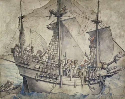 Bí ẩn thủy quái trong tàu ma hoàng gia mất tích 5 thế kỷ
