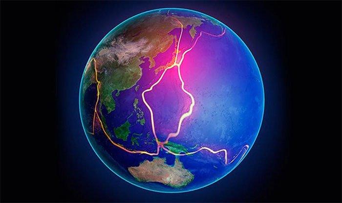 Bí ẩn về sự hình thành các mảng kiến tạo của Trái đất