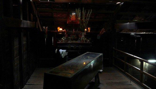 Bí ẩn xác chết 50 năm không phân hủy ở An Giang