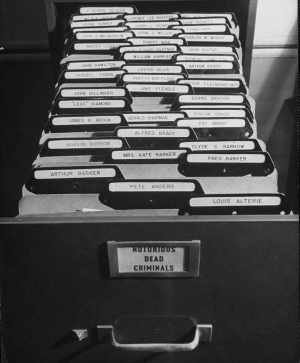 Bí mật bên trong kho lưu trữ dấu vân tay của FBI