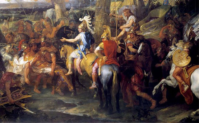 Bí mật chấn động ẩn sau việc thi thể 6 ngày không phân hủy của Alexander Đại đế