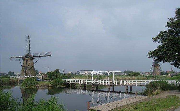 Bí mật ít người biết về cối xay gió - biểu tượng của người Hà Lan