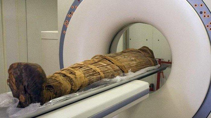 Bí mật kinh hoàng ẩn trong loạt xác ướp 4.000 tuổi
