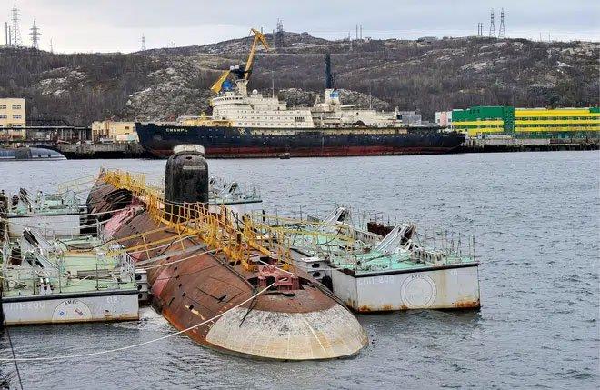 Bí mật mồ chôn khổng lồ dưới đáy biển Bắc Băng Dương: Chứa loại vật liệu có thể giết người ngay lập tức