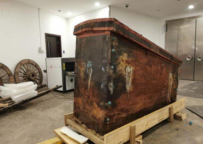Bí mật ngôi mộ cổ bích họa quý hiếm nhất trong lịch sử khảo cổ cuối cùng cũng được tiết lộ