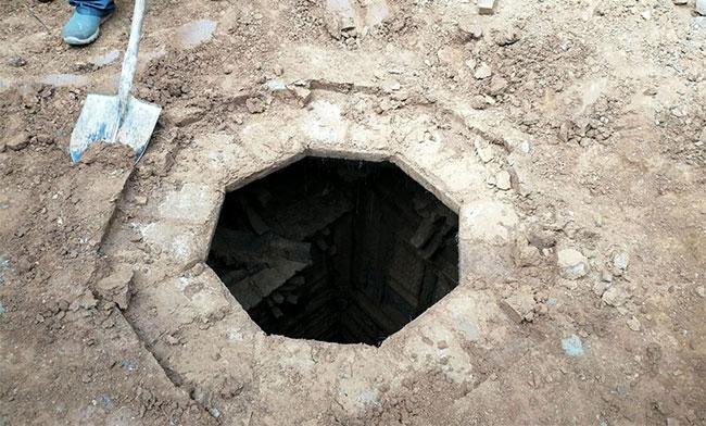 Bí mật ngôi mộ cổ có tuổi đời 800 năm ở Trung Quốc
