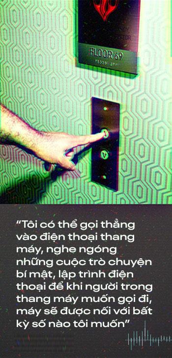 Bí mật trong thang máy: Cổng không gian đặc biệt cho phép trò chuyện với người lạ bằng đường dây khẩn cấp