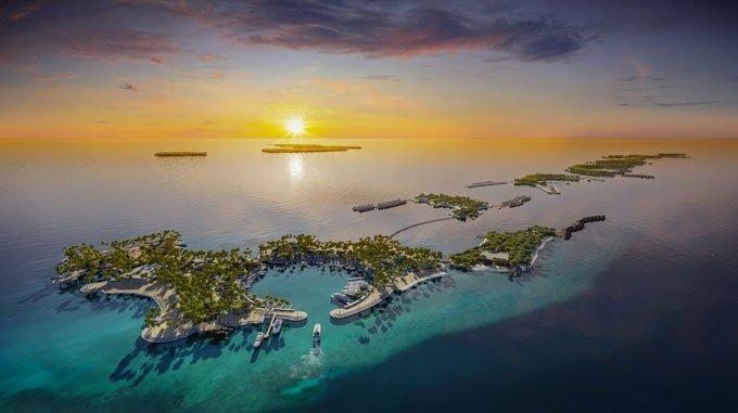 Biến đổi khí hậu có thể khiến thiên đường du lịch Maldives biến mất vào cuối thế kỷ này
