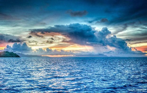Biến đổi khí hậu sẽ khiến đại dương không còn màu xanh vào cuối thế kỷ này