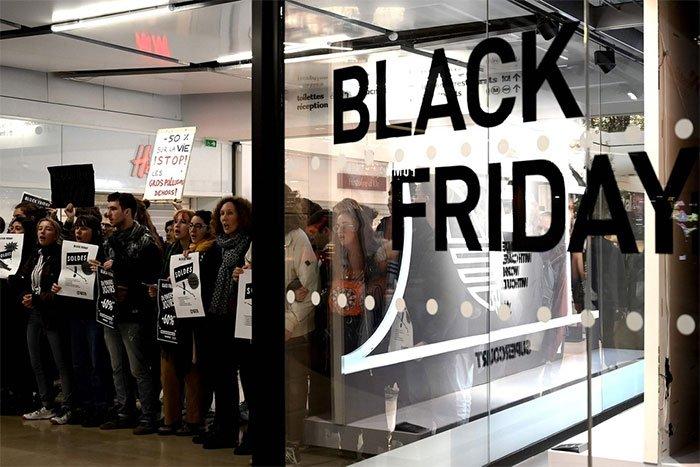 Black Friday đã chết ở châu Âu?