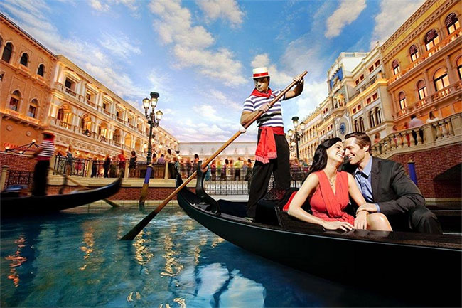 Bộ ảnh đẹp về thành phố Venice lãng mạn