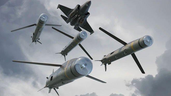 Bộ Quốc phòng Anh đang phát triển tên lửa có thể nói chuyện với nhau