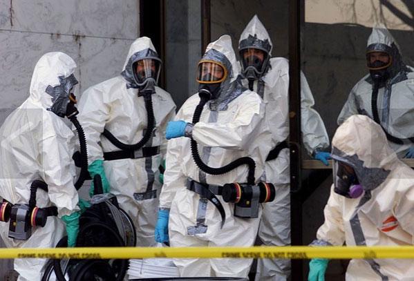 Bom bọ cạp và vũ khí sinh học chết người