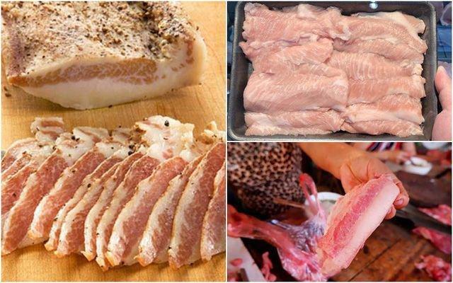 Bốn loại thịt này ăn một miếng cũng độc khủng khiếp, người bán chưa chắc dám ăn