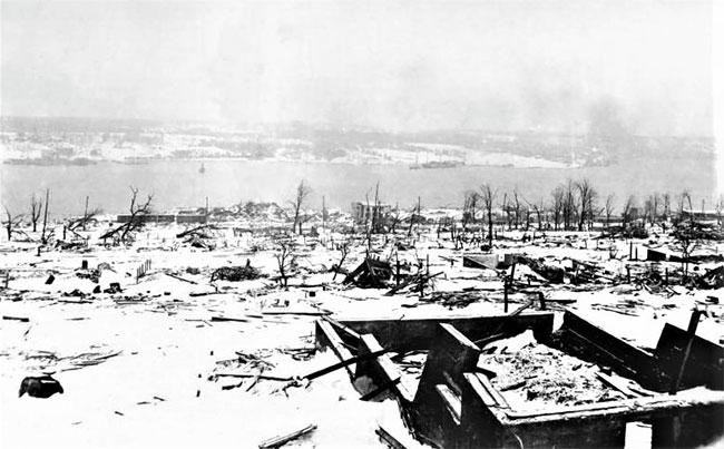 Bốn thảm họa kinh khủng nhất tại các cảng thế giới