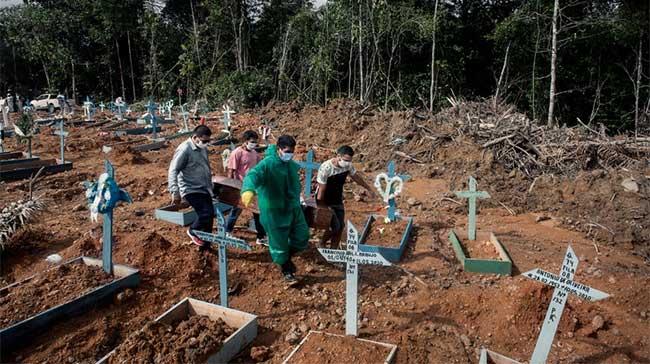 Brazil vỡ trận vì biến chủng mới, toàn cầu bị đe dọa