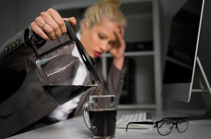 Cà phê làm giảm khối lượng chất xám nhưng bạn đừng quá lo