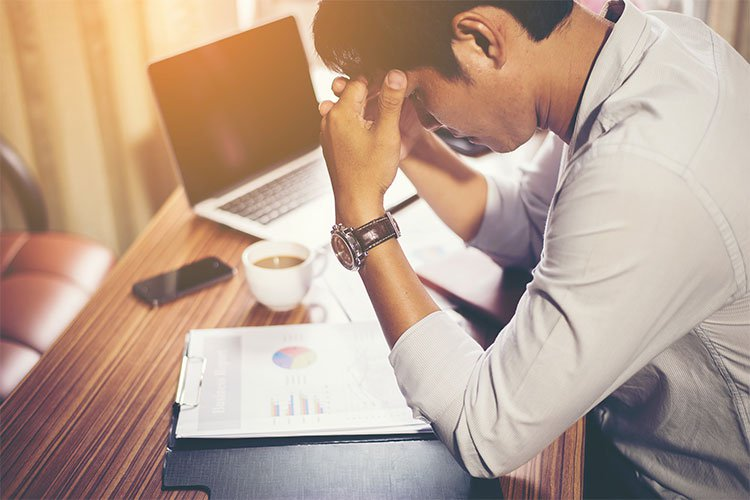 Các dạng stress bạn phải đối mặt hàng ngày