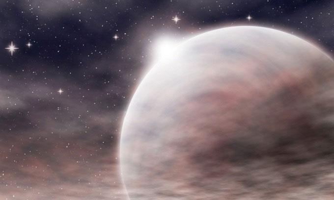 Các nhà khoa học bất ngờ phát hiện hành tinh xốpkhổng lồ