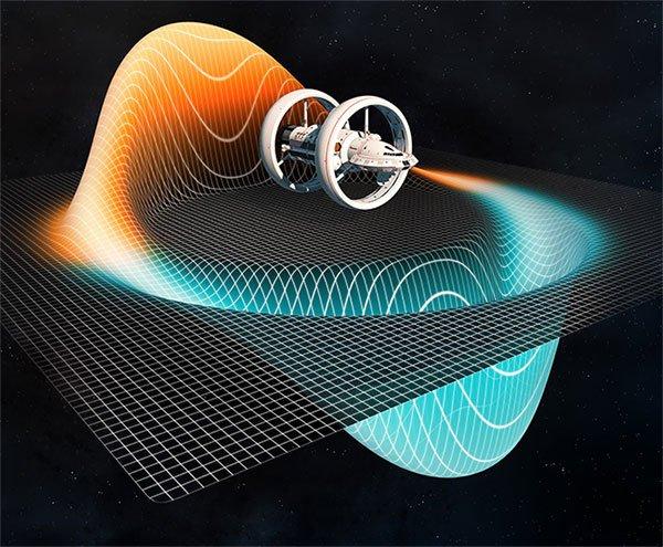 Các nhà khoa học đã có thể chế tạo động cơ warp, mang khả năng bẻ cong không gian để du hành vũ trụ