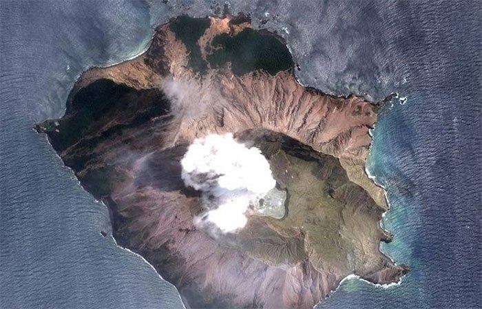 Các nhà khoa học New Zealand công bố phát minh hệ thống cảnh báo núi lửa phun trào
