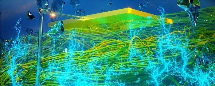 Các nhà khoa học tìm cách tạo ra điện từ… không khí