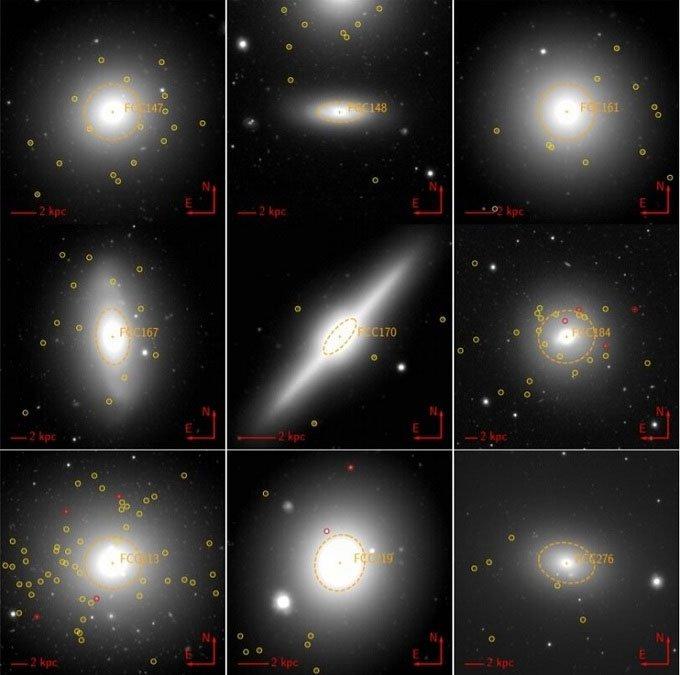Các nhà nghiên cứu Hà Lan phát hiện 44 thiên hà lùn siêu nhỏ mới