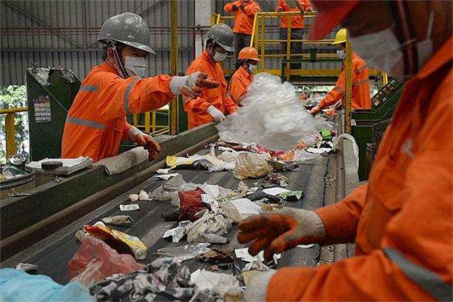 Các nước xử lý rác thải thông minh tới mức nào?