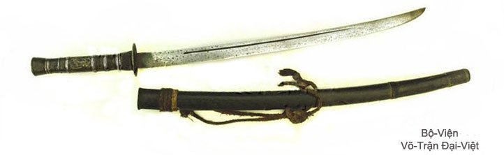Các thanh gươm sắc bén và lợi hại của dân tộc Việt Nam một thời