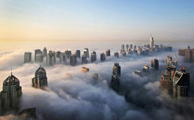 Các thành phố lớn mà con người không thể sống nổi trong vòng 80 năm tới