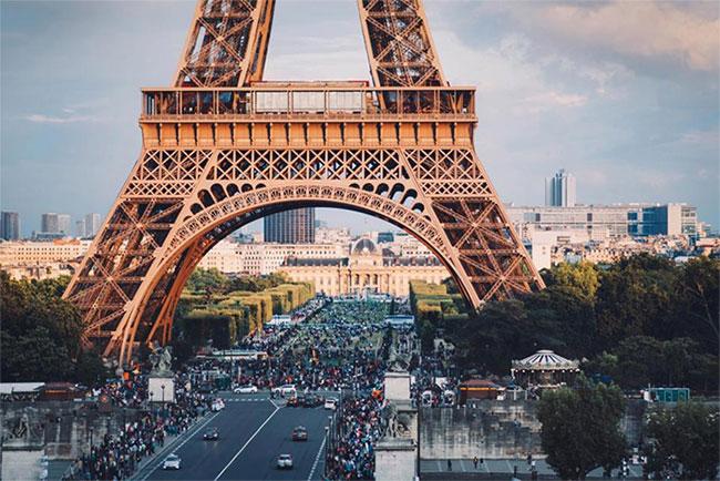 Các thành phố lớn trên thế giới thay đổi thế nào trong 100 năm qua?